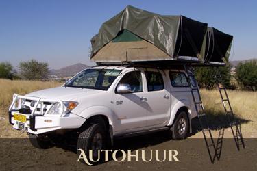 Autohuur Namibie